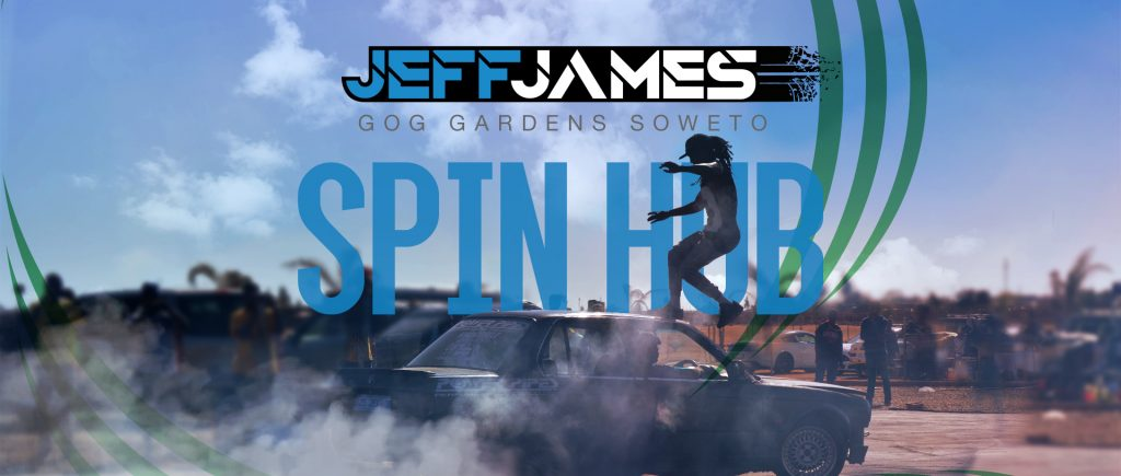 Jeff James SpinJeff James Spin Hub Launch – byJaimeLopes Hub Launch