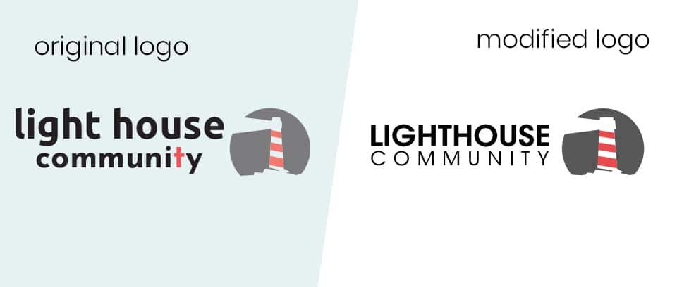 Lighthouse logo compare byJaimeLopes