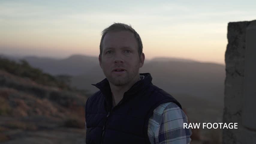 Zimbabwe - Raw Footage